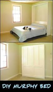 Do It Yourself Murphy Bed Diy Wall Bed For 150 Diy Murphy Bed Murphy Bed And Wall Beds