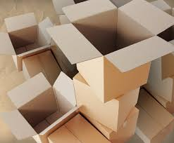 how many cardboard boxes does ship each day
