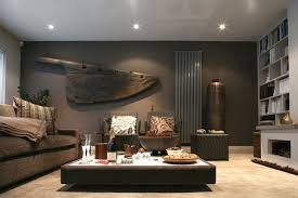 Home Interior Wall Hangings Masculine Interior Design With Imagination Masculine Interior