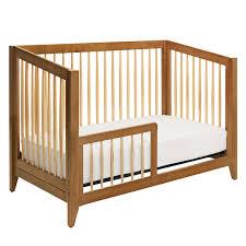 Natural Wood Convertible Crib davinci highland crib in chestnut ships free at simply baby