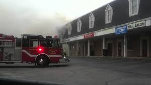 monroe ct raw footage of working commercial fire the bravest