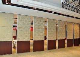 Soundproof Interior Walls Interior Steel Mdf Sound Proof Partitions Fabric Acoustic For