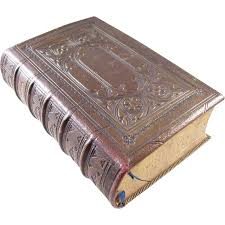 leather bound photo book beautiful leather bound book of common prayer 1852 from
