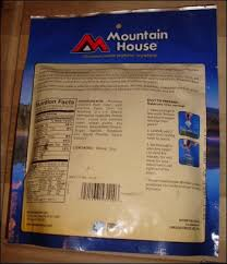Mountain House Food by Review Of Mountain House Beef Stew By Truckers