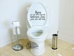 keep the bathroom clean toilet boys our aim is to keep the bathroom clean your aim will