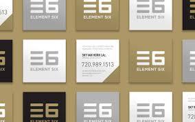 513 best graphic design business element six anthem branding