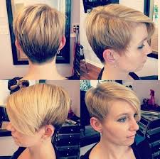 neckline photo of women wth shrt hair 17 best images about haircuts on pinterest pixie hairstyles thick