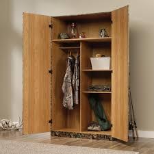 Sauder Beginnings Desk Highland Oak by Sauder Select Wardrobe Storage Cabinet 418035 Sauder