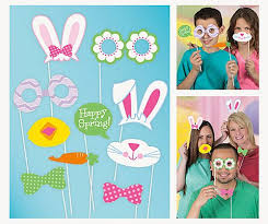 easter photo props easter photo props 30cm pack of 10 party packs