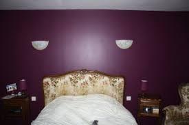 couleur aubergine chambre chambre gris de suède et aubergine le de eleonore deco27et14