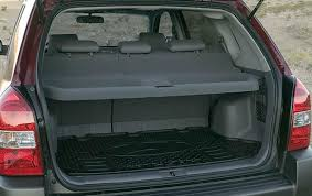2007 hyundai tucson information and photos zombiedrive