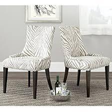 amazon com safavieh mercer collection eva and white striped