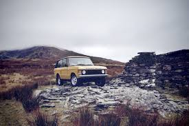 land rover classic land rover breathes new life into a 1978 range rover but is it
