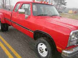 dodge cummins for sale in ny sell used 1993 dodge ram w 350 dually 4x4 diesel in potsdam