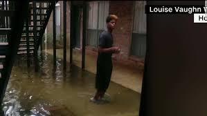 flood traps houston apartment residents cnn video