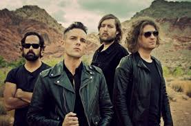 the killers fan club the killers presale passwords ticket crusader
