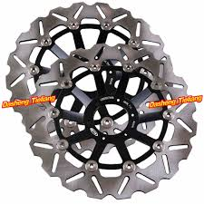 honda cb1 aliexpress com buy front brake disc rotors for honda cb400 sf