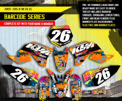 used motocross bikes for sale ebay ktm 65 graphics decals emblems ebay