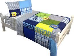 spongebob squarepants bedding quilt set walmart com