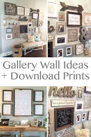 best gallery walls home designs design ideas for living room walls best gallery