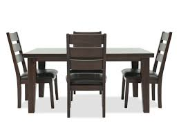 ashley larchmont five piece dining set mathis brothers furniture