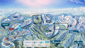 Vail Map First Map Of Proposed Utah Mega Resort Unveiled Outside Online