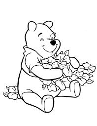 pooh 3 coloringcolor com