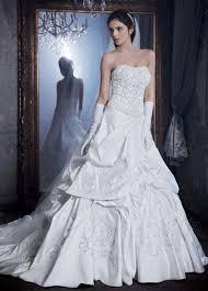 wedding dress david bridal david s bridal white satin luxe pwg3497 formal wedding dress