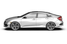honda car models honda civic 2016 3d model turbosquid 1211722