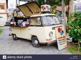 pop up mobile bar in a volkswagen kombi van kata phuket
