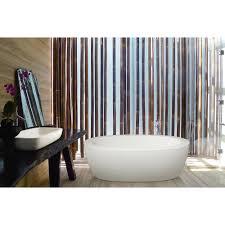 acrylic freestanding modern bathtub