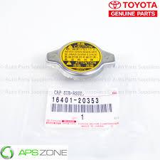 lexus parts now coupon code genuine toyota lexus radiator cap oem 16401 20353 ebay