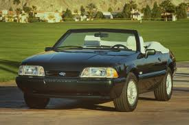 1990 ford mustang 1990 ford mustang pictures history value research