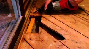 Spongy Laminate Floor Repair Spongy Sub Floor Before You Install Wood Floor Youtube