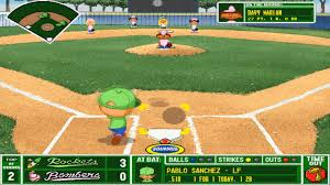 Kenny Backyard Baseball Backyard Baseball Was The Best Sports Game U2013 Indie Haven