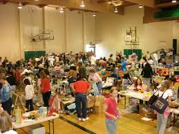 Find great bargains at the Kids Swap Meet at Thousand Oaks