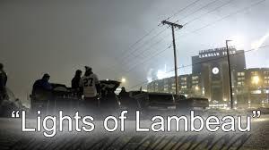 green bay packers lights lights of lambeau original green bay packer song rap youtube