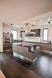 Black White Kitchen Island Interior by Home Designs Gray Black White Kitchen The Superb Szb House