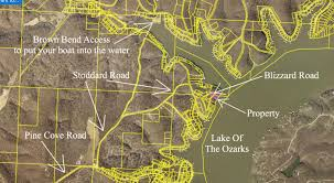 cove lake of the ozarks map instant acres parcels lakefront lots on lake of the ozarks