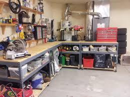 Garage Shelves Diy by Building Garage Shelves Gallery U2014 The Better Garages Diy