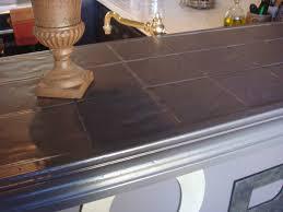 comment peindre du carrelage de cuisine peindre carrelage cuisine plan de travail impressionnant peindre
