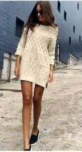 top white white sweater white sweater dress sweater dress