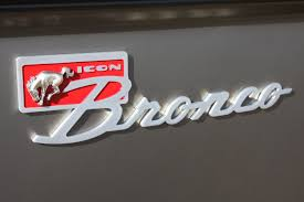 kawasaki emblem icon br series ford bronco