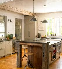Best Design Modern With Rustic Accents Images On Pinterest - Rustic modern kitchen cabinets