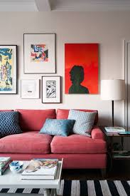 red sofa decor everything katie lydon touches turns to gold not literally of