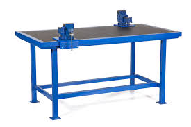 steps to building a metal work bench work bench