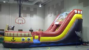 giant slide rentals in the atlanta ga area