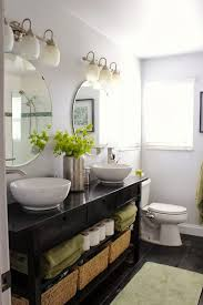 small white bathroom decorating ideas black and white bathroom tile before u0026 after this master