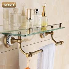 Glass Bathroom Accessories by Glass Bathroom Shelves Promotion Shop For Promotional Glass