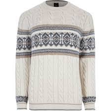 cable knit christmas fairisle cable knit christmas jumper jumpers cardigans